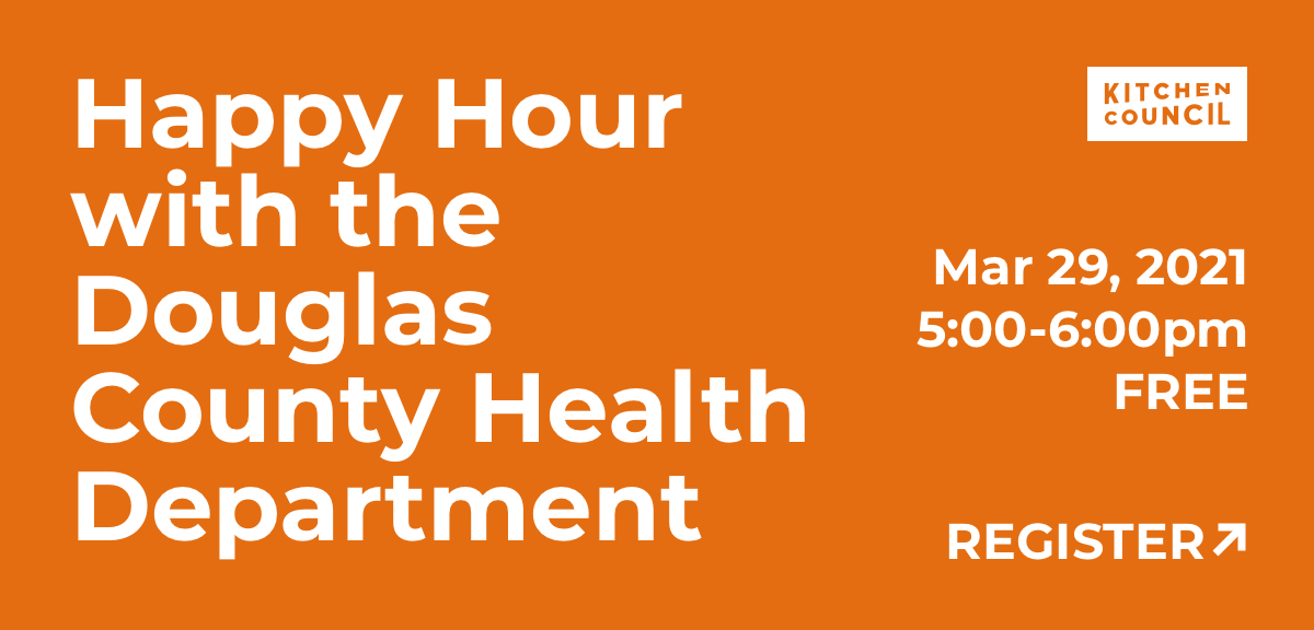 Happy Hour with the Douglas County Health Department